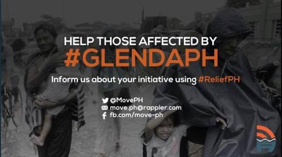 help glendaPH relief