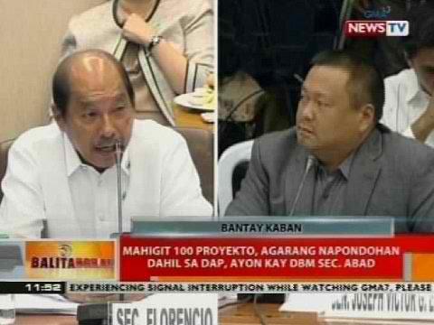 senate hearing on DAP
