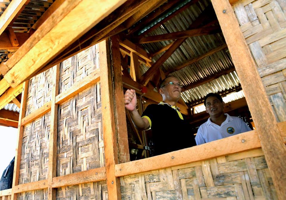 President Noynoy in Yolanda visit