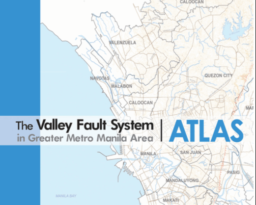valley fault atlas