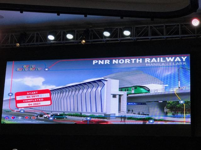 PNR north railway
