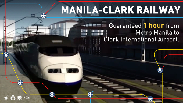 manila clark railway