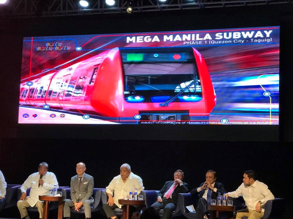 mega subway in manila