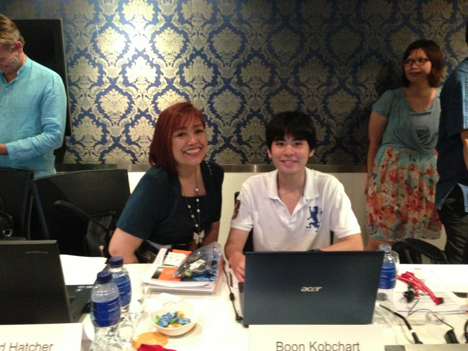 asean community head