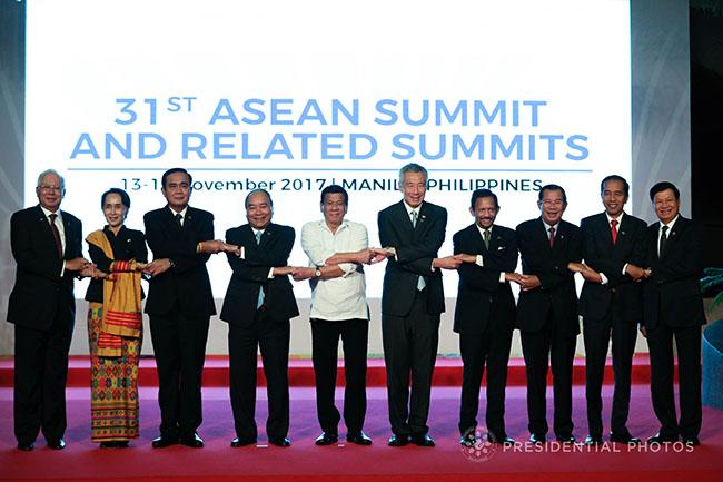 asean 31st summit 1