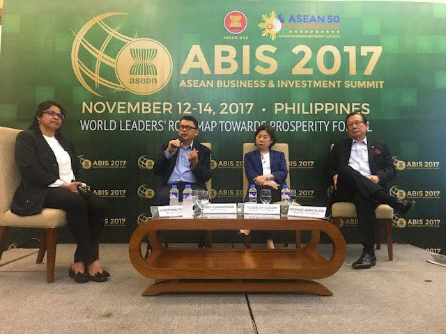 asean business and investment summit 2017