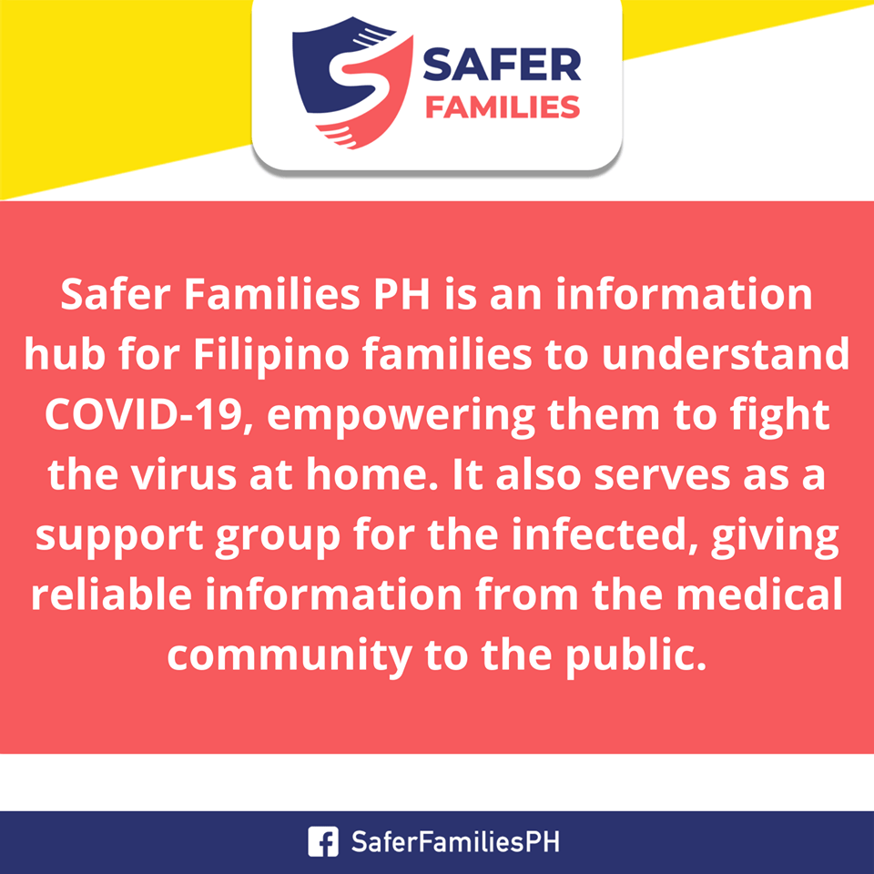 safer families PH