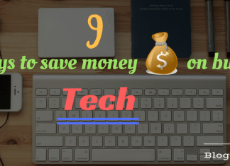 how to save money on buying tech