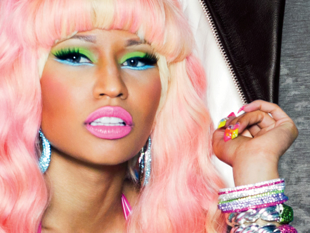 nicki-make-up