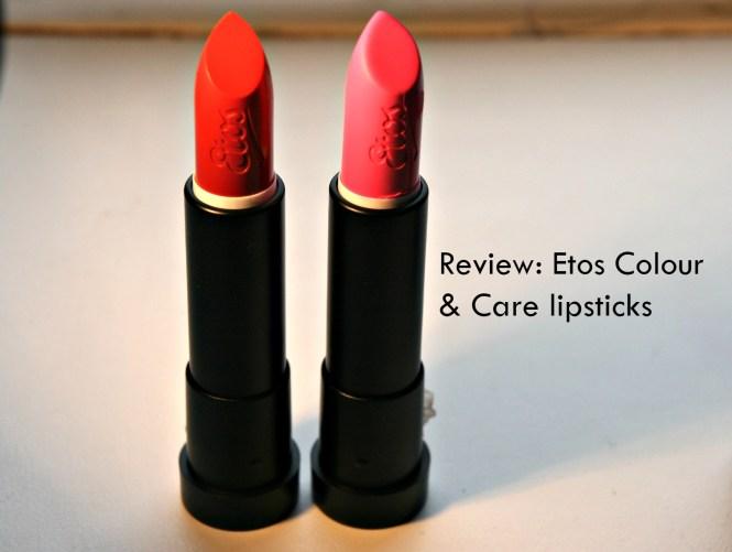etos lipsticks