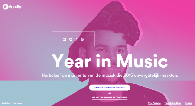 year in music