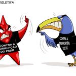 Corte na própria carne da corrupção
