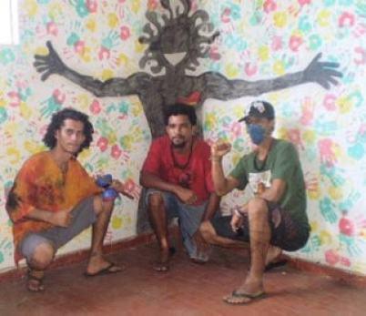 Artistas: Cleito, Flávio, Patrick