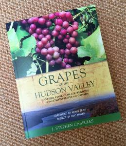 Grapes of the Hudson Valley