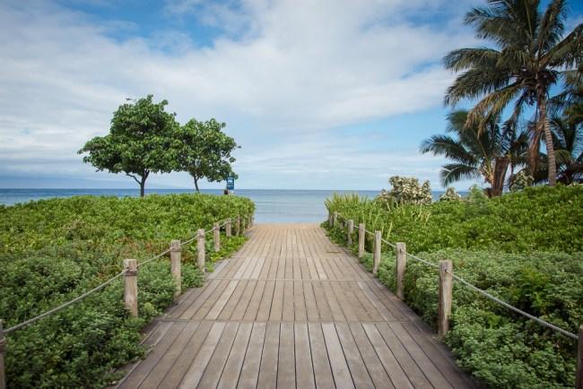 Kaanapali Beach Access