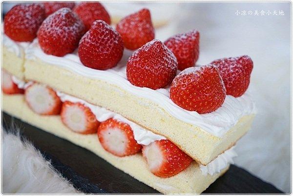 86fdc087 9b3c 4b89 92aa 922bd16e2ffa - 熱血採訪│台中浮誇雙層整顆草莓蛋糕就在威利與查理!草莓罐罐令人淪陷的戀愛滋味!
