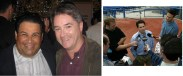 Danny Evans, gran amigo desde mis tiempos en White Sox. Ex-Vice Presidente y Gerente Gral de Los Angeles Dodgers