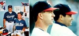 Lo llevé como Manager de Caribes cuando era Gerente, fue mi manager en USA dos años con South Bend y Sarasota de los White Sox