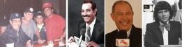 Dos talentosos narradores ya desaparecidos y el exitoso actor venezolano.