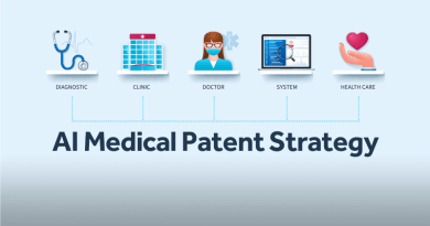 예시로 본 AI 의료기술 특허전략
