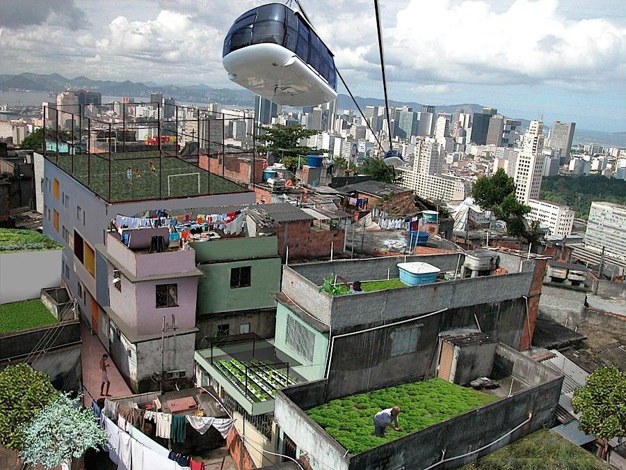 'Morar Carioca' Rio de Janeiro (2/6)