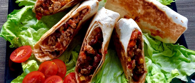 Tortilla, burrito