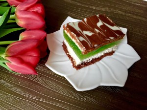 Kokosowa fantazja, pyszne ciasto z masą kokosową