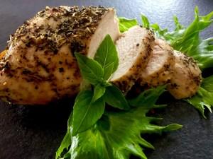 Soczysty kurczak w ziołach