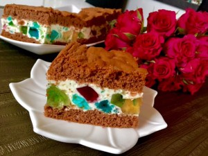 Ciasto na deser do kawy