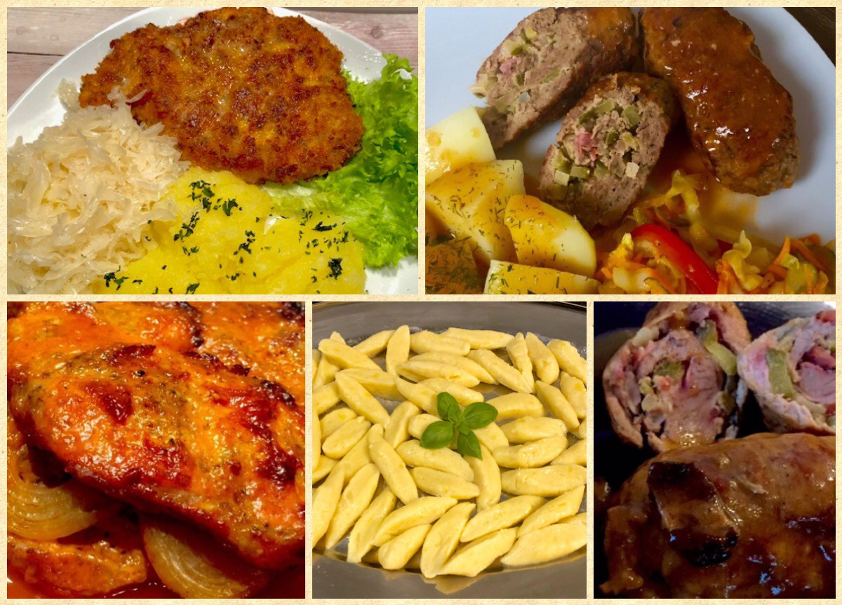 Pomysly Na Niedzielny I Swiateczny Obiad Blog Z Apetytem
