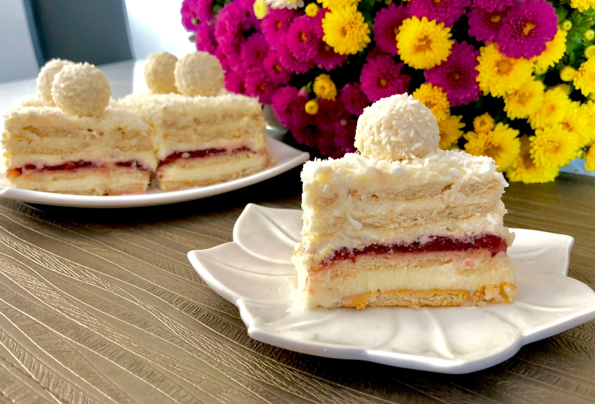 Księżniczka - ciasto bez pieczenia