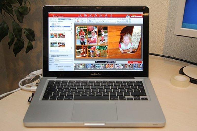 Onlineshop CEWE Fotobücher im Test