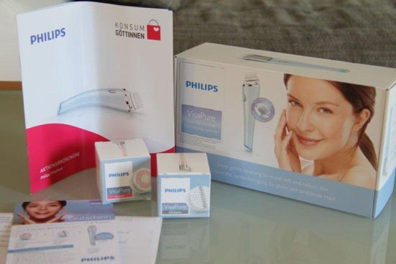 Das Philips VisaPure  ist da - Mein erster Eindruck