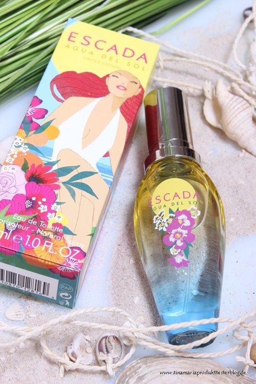 Escada Agua del Sol Parfüm - Sommerliche Duftneuheit
