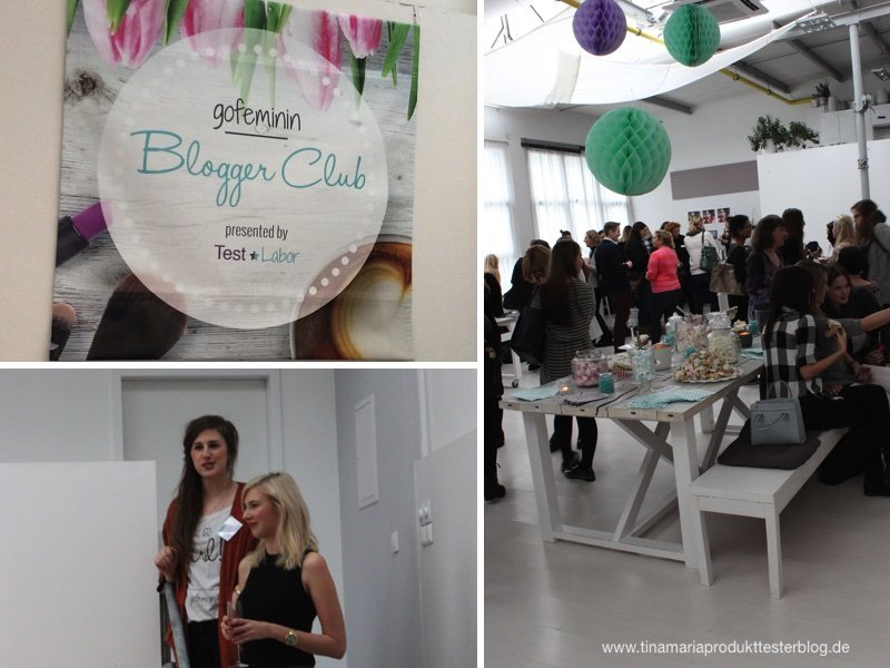 gofeminin Blogger Club Launch Party in Düsseldorf