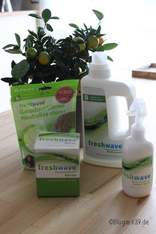 Freshwave Geruchsentferner Humydry - Angriff auf die Nase