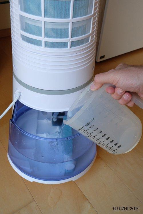 Klarstein Skycraper - Im Sommer braucht man Kühlung und frische Luft