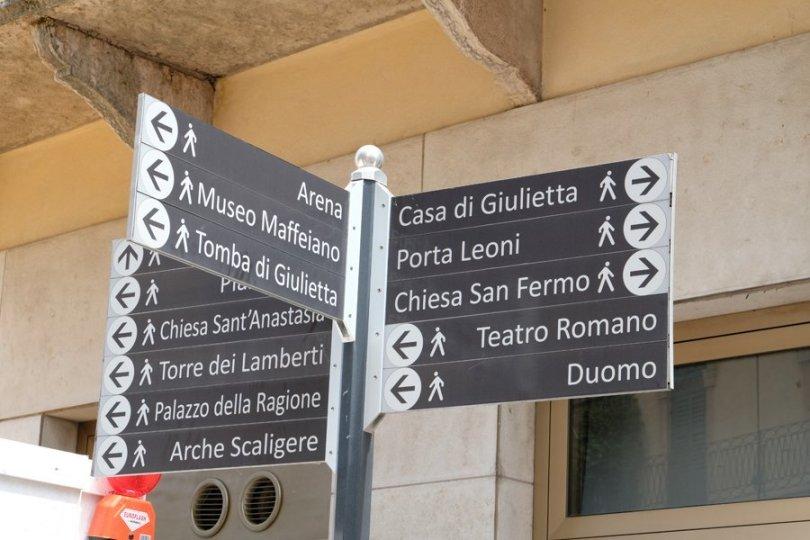 Ich nehme Euch mit auf den Spuren nach Verona - Romeo und Julia