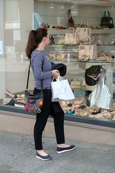 Kennt Ihr das Schuhe-Schlussverkaufs-Fieber?