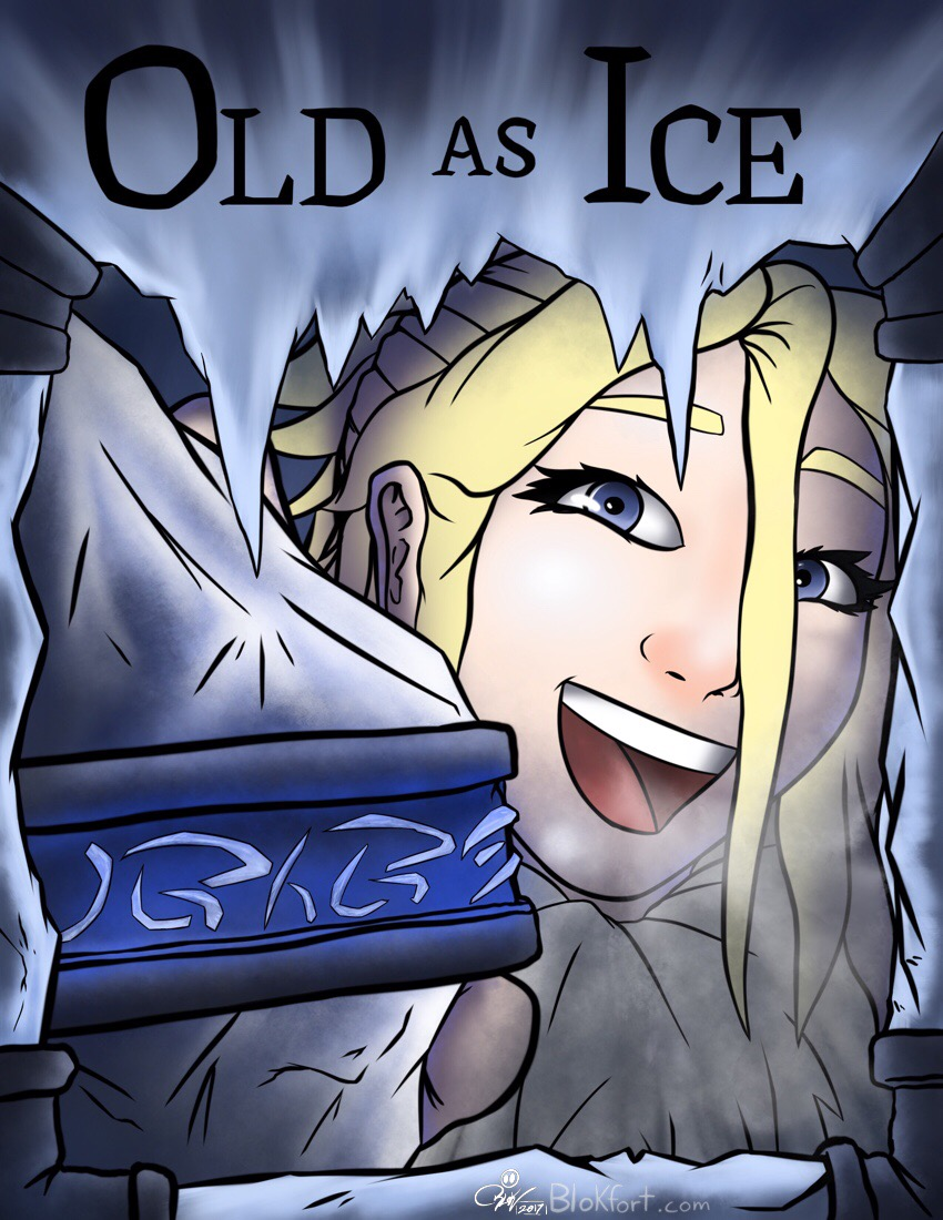 Old as Ice Cover p.001