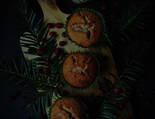 glutenfria muffins pepparkaka