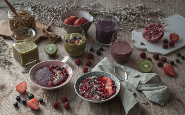 smoothies med lakrits