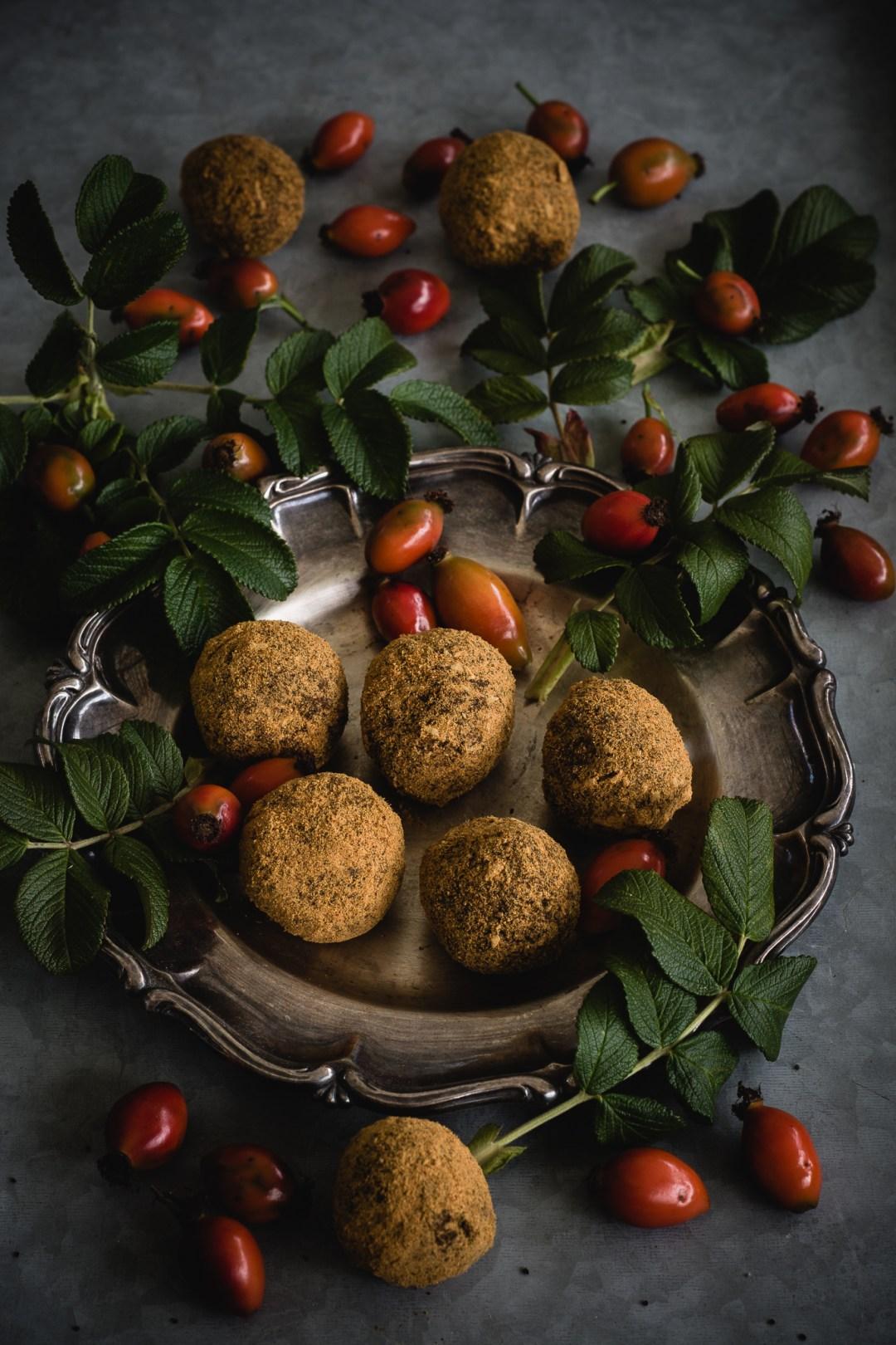 rawfoodbollar med nypon