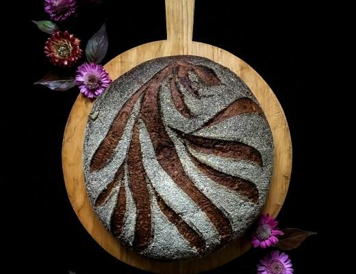 lantbröd från malins mat