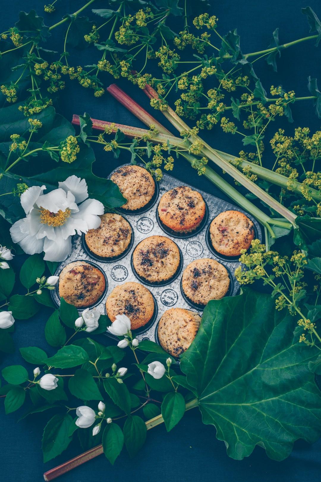 rabarbermuffins glutenfria