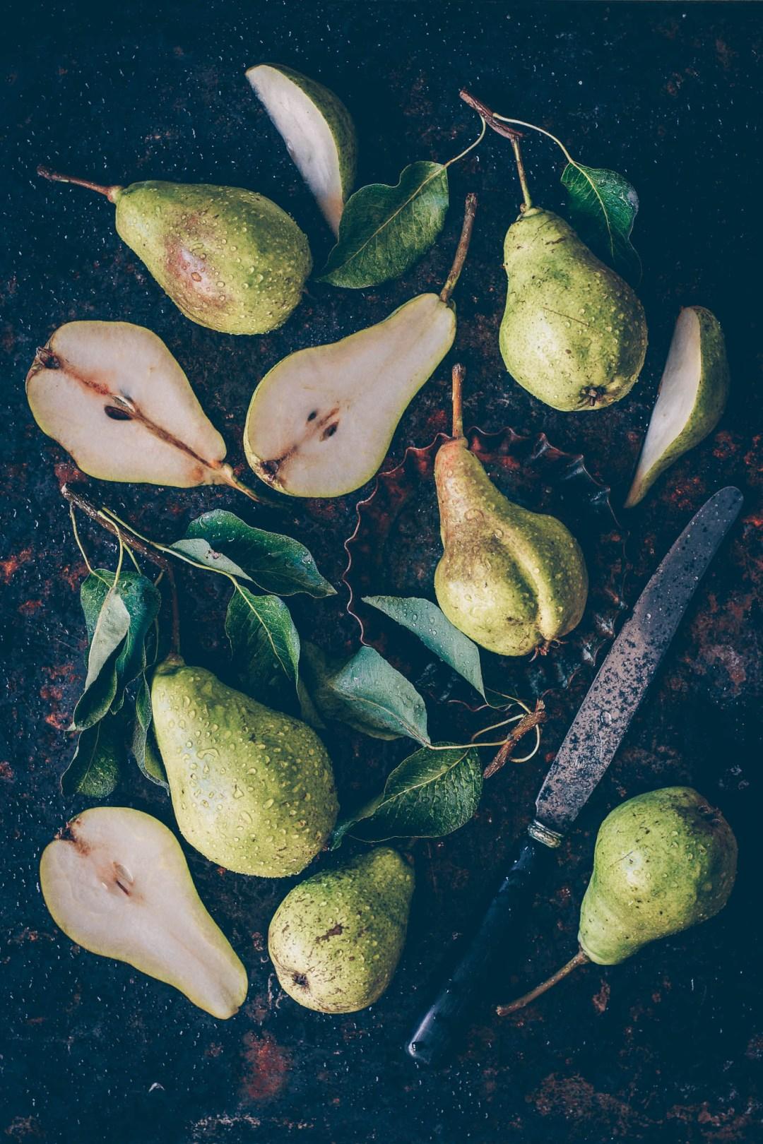 päron stilleben