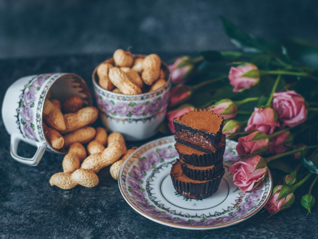 salmiak- och jordnötsbitar