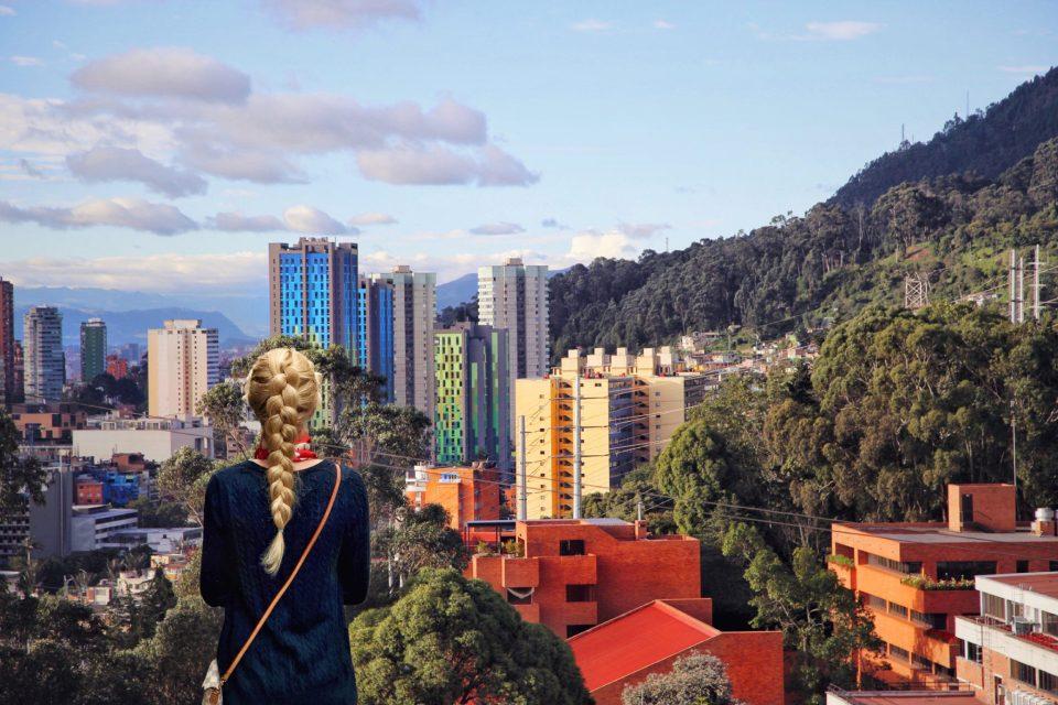 View to Bogota
