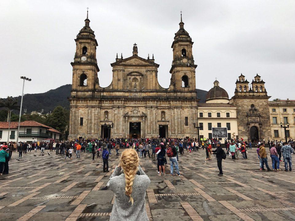 Cathedral de Primada, Bogota