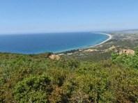 The view over Sulva Bay, Galipoli.